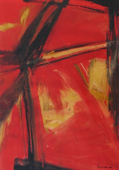 Sueo Serisawa, Abstract