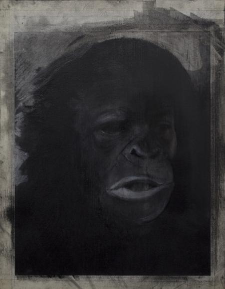 McKINLEY WALLACE III_Hominin Portrait #1