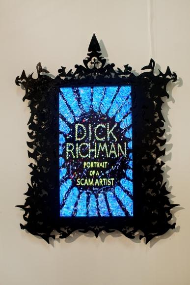 FEDERICO SOLMI_Dick Richman, Portrait of a Scam Artist