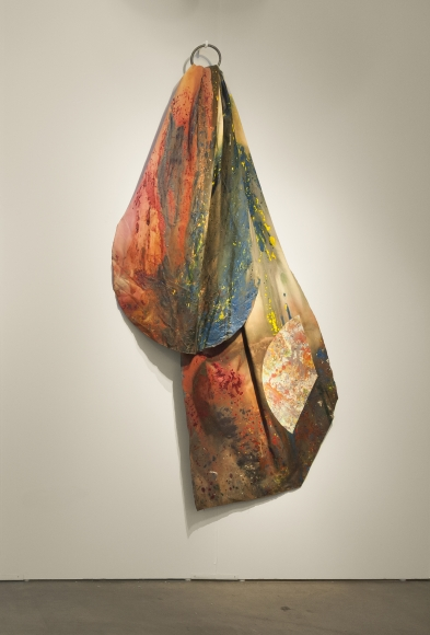 Sam Gilliam_Stair