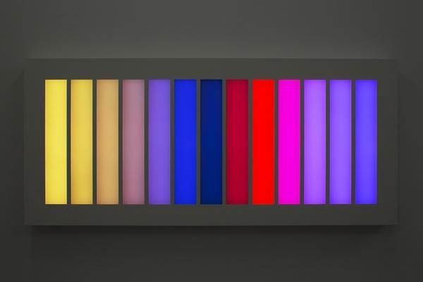 LEO VILLAREAL_Coded Spectrum_New Work