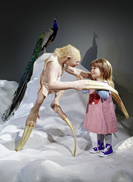 Patricia Piccinini_The Welcome Guest