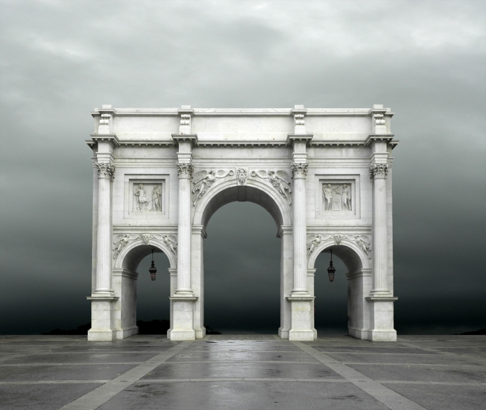 John Kirchner_Untitled (Marble Arch)