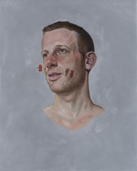 Erik Thor Sandberg_Mask - Sweet