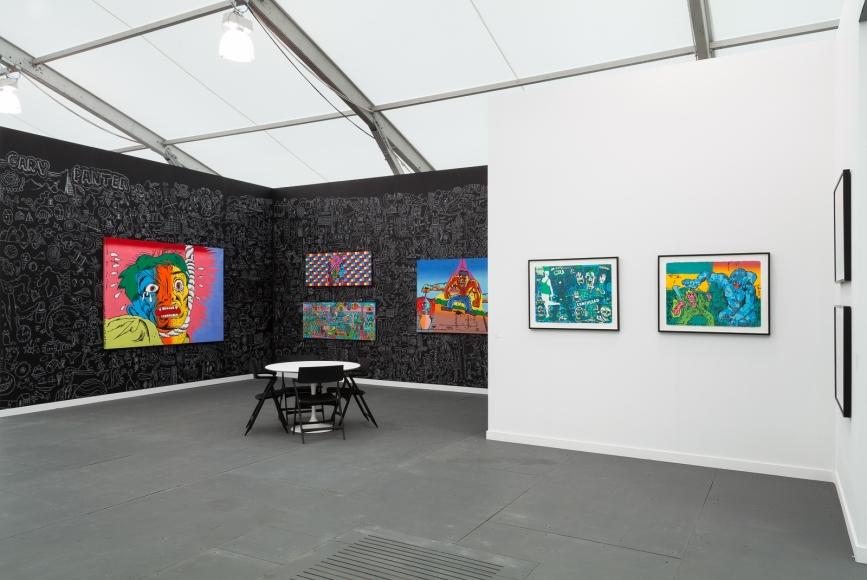 Frieze Art Fair New York May 14 17 2015