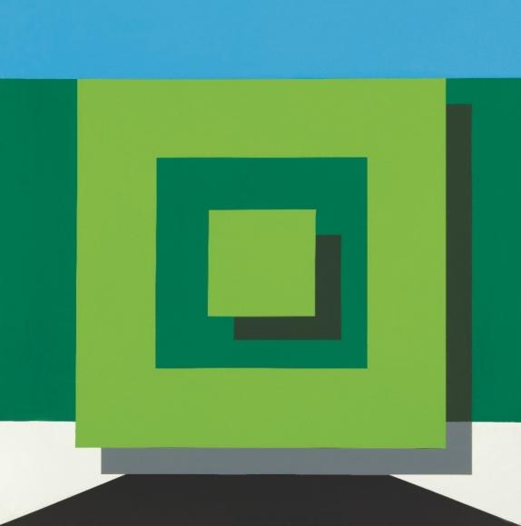 Pop Abstraction at Fredericks & Freiser