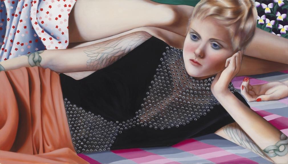 Jocelyn Hobbie at Fredericks & Freiser
