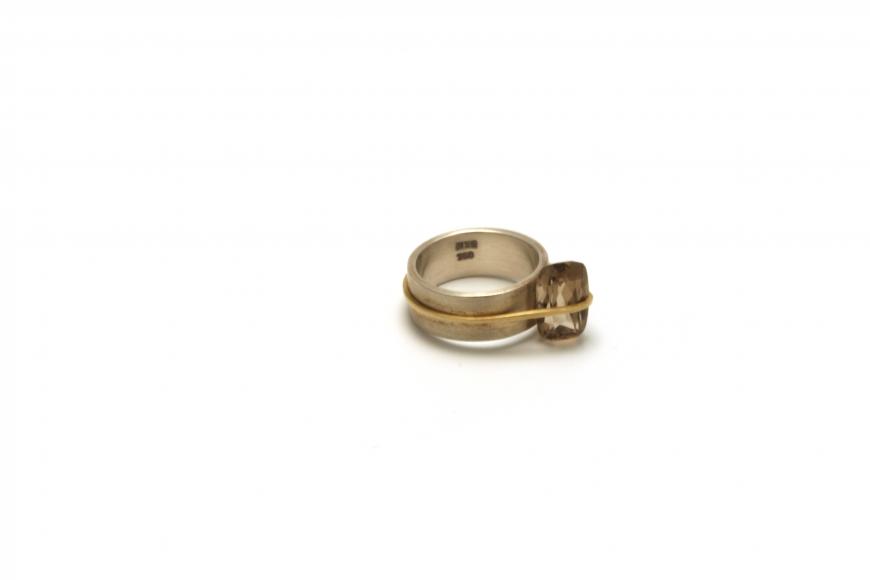 Silke Spitzer Bundle rings