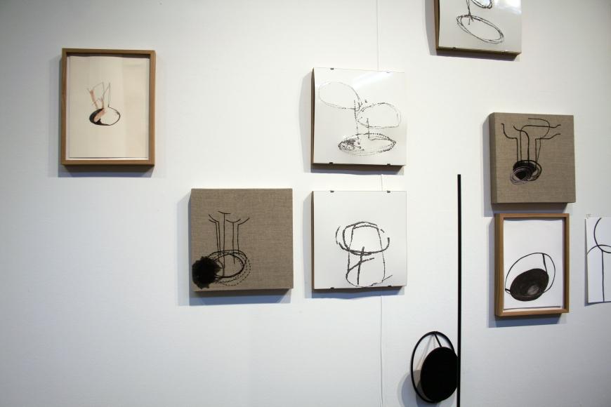 Iris Eichenberg exhibition