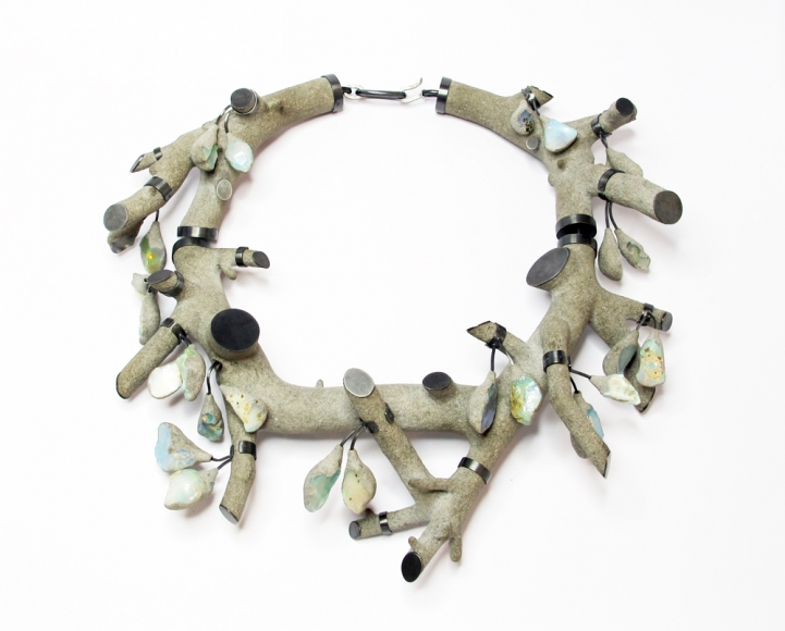 Terhi Tolvanen, reinventing nature, contemporary jewelry, Finnish, Dutch