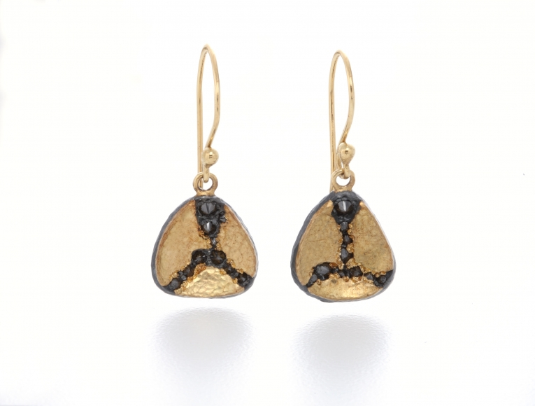Earrings by Tap by Todd Pownell