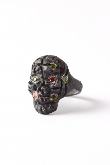Karl Fritsch skull ring