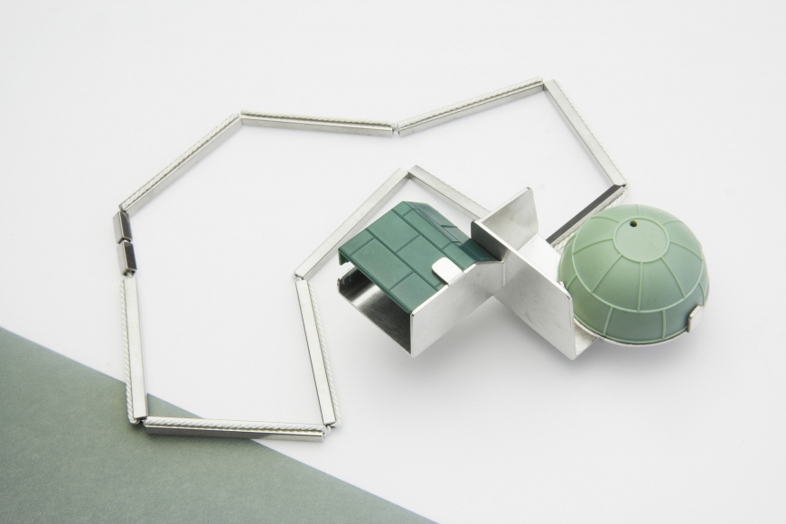 Kata Prins, Shifting Perspectives, Dutch, contemporary jewelry