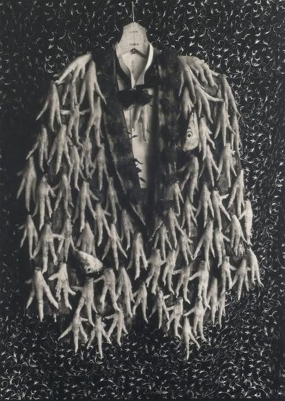 Michiko Kon, Chicken Hands and Tuxedo, 1996