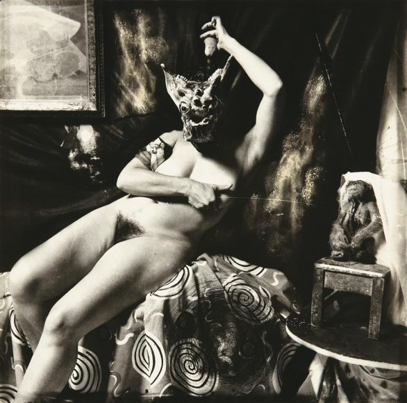 Joel-Peter Witkin, Amour, New Mexico, 1987