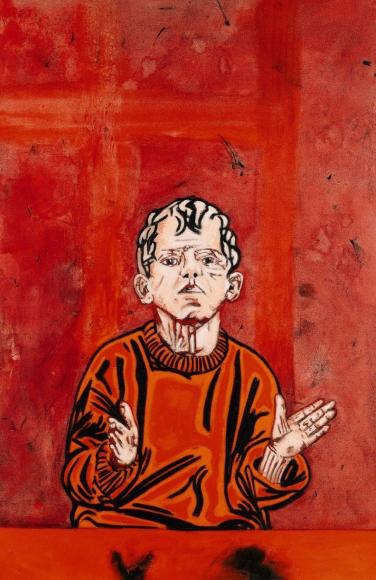 Tony Bevan, Portrait Boy