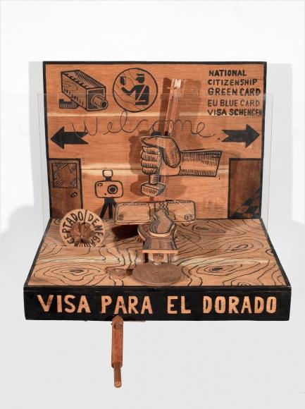 Abel Barroso, Visa para el Dorado II, 2011