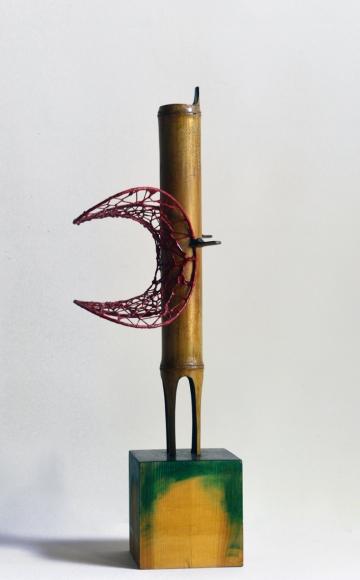 Moisès Villèlia, Estático - Molló, 1990