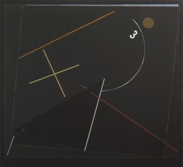 Eduard Steinberg, Composition, April 1989
