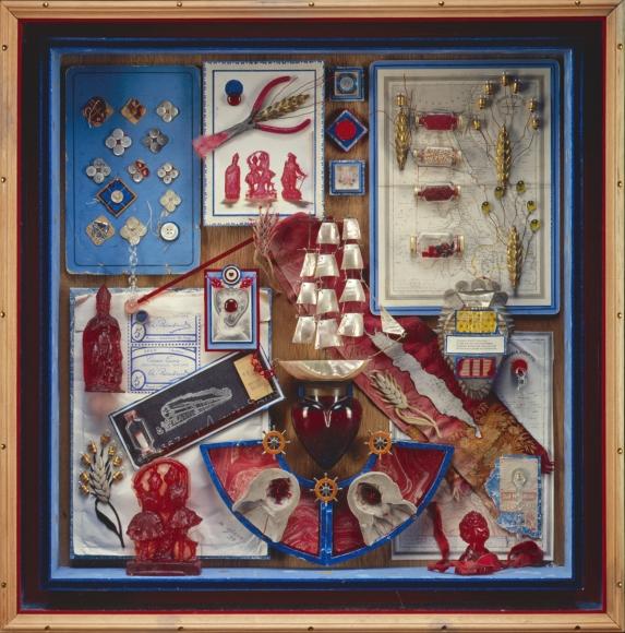 Alan Glass, Bimbeloterie au sucre d'orge, 1994