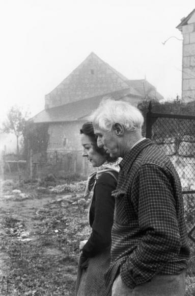 Henri Cartier-Bresson, « Max Ernst, 1955 »