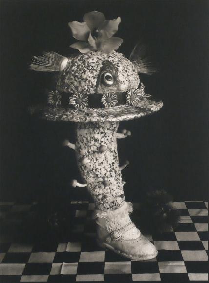Michiko Kon, Blue Cheese and Girl's Leg, 1990