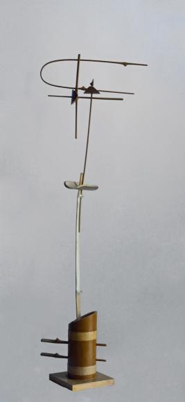 Moisès Villèlia, Estático, 1985-86