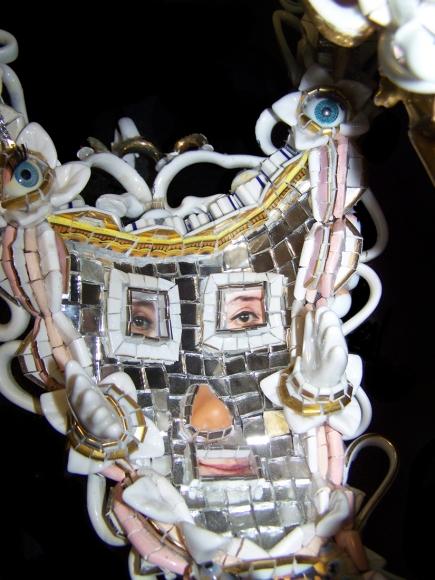 Monica Machado, La corde à linge: Tape à l'oeil, 2006 -2007
