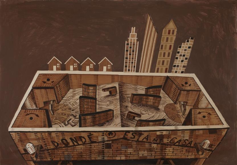 Abel Barroso, ¿Dónde está mi Casa?, 2013