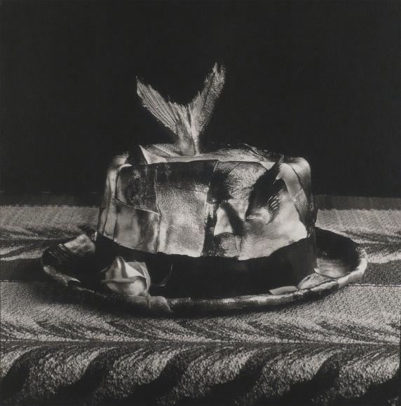 Michiko Kon, Yellowtails and Hat, 1986