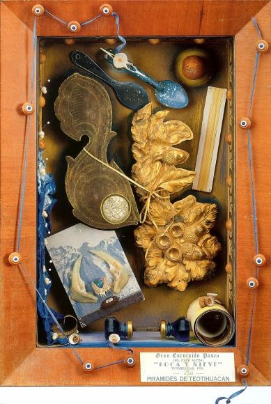 Alan Glass, Acorn Constellation with Door-je, 1991