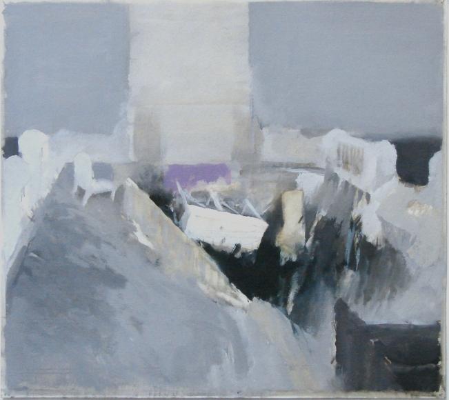 Simon Edmondson, Broken floor, 2007