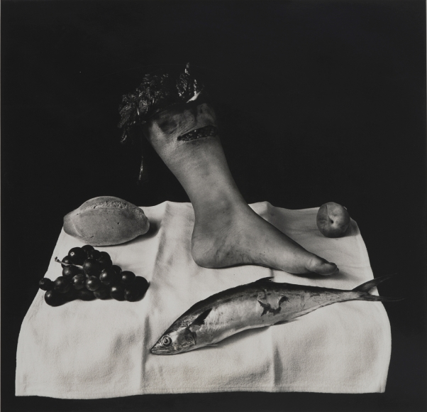 Joel-Peter Witkin, Still Life Mexico, Mexico City, 1992