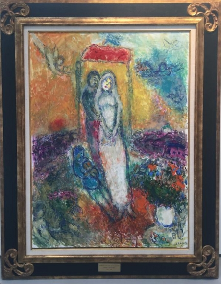 Marc Chagall - Artists - David Benrimon Fine Art - Specializing in ...