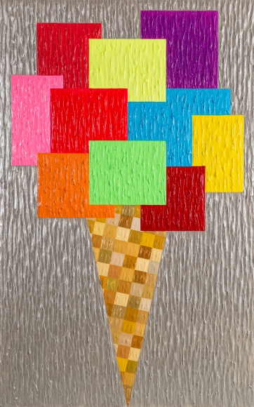 Ice Cream Tutti Frutti