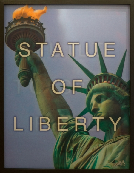 Statue of Liberty / Built to Stay Free