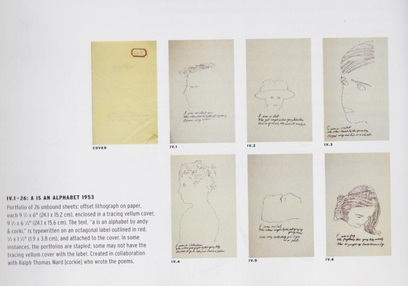 Alphabet Book 1 - Warhol