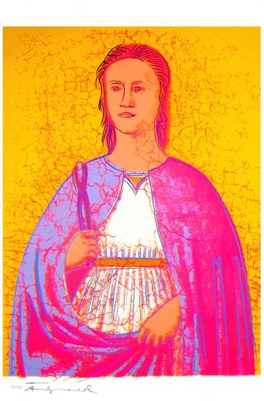 Santa Apollonia - Warhol