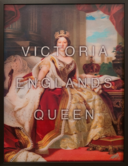 Victoria Englands Queen / Governs a Nice Quite Land