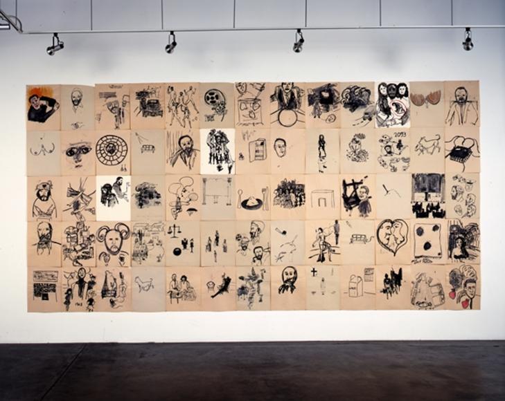 Meg Cranston Artists Meliksetian Briggs