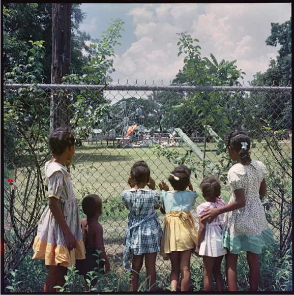 Outside Looking In, Mobile, Alabama, 1956