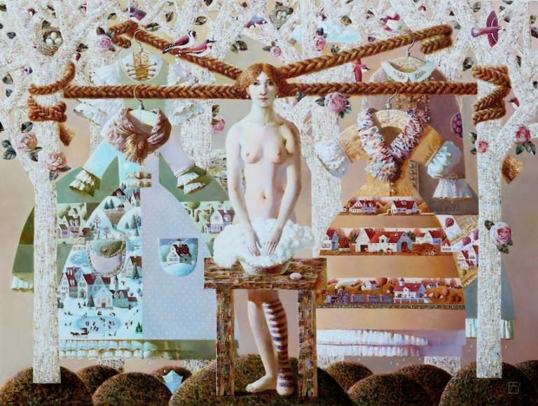 Anna Berezovskaya_Four Seasons