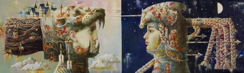Anna Berezovskaya_Day and Night