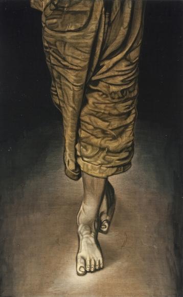 Untitled LR243 (legs and feet)
