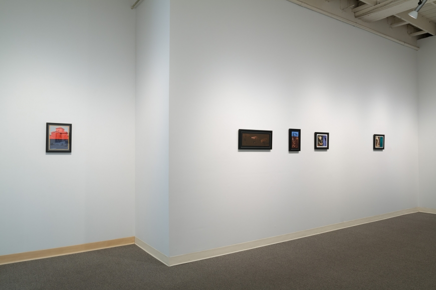 Cain - Installation View June 2017