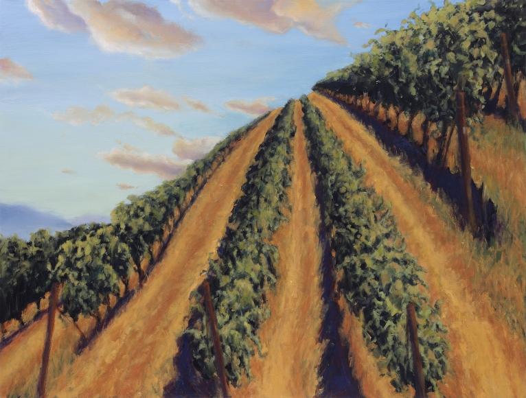 Goulet - Upper Vineyards