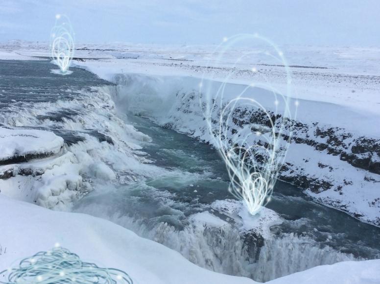 Iceland 1 (ed. 1/4)