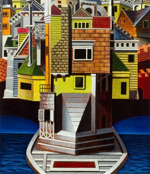 Untitled LR217 (Floating City)
