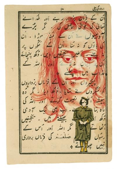 Stotik - Portrait in Red