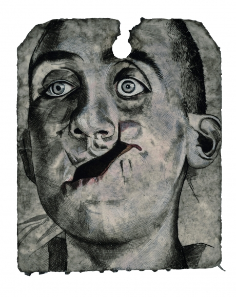Stotik - deformed mouth